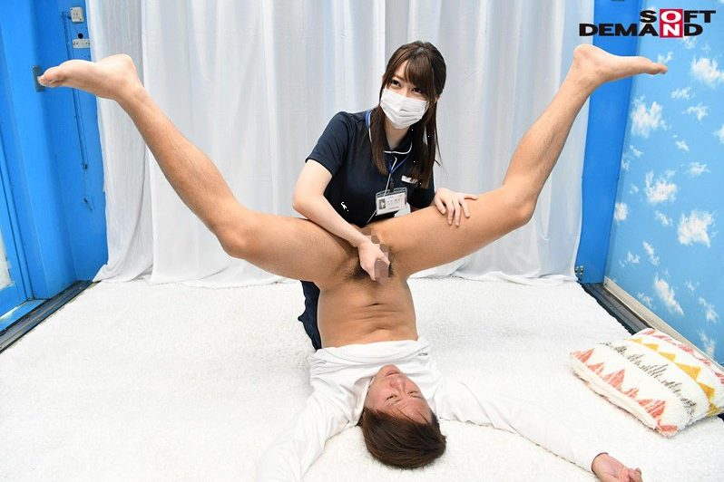 MM号看護師3人が手コキフェラ中出し治療1